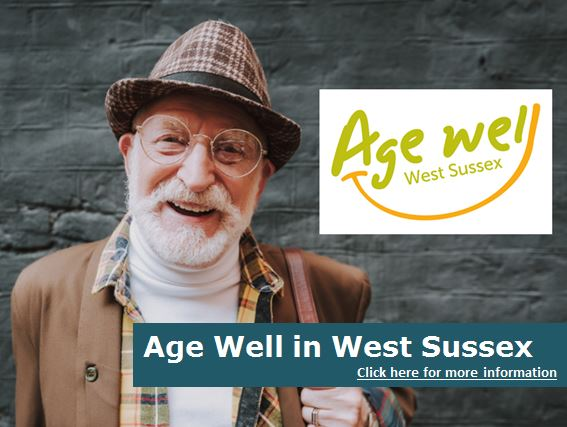 Age well in west sussex